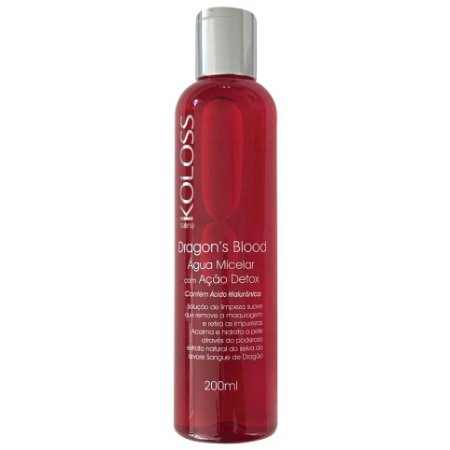 Koloss Dragon's Blood Agua Micelar 200ml