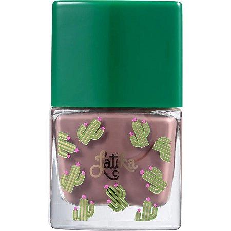 Latika Nail Esmalte 9ml Cor: Cactus Argile