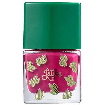 Latika Nail Esmalte 9ml Cor: Cactus Flower