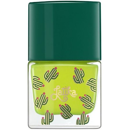 Latika Nail Esmalte 9ml Cor: Cactus Polen Fluor