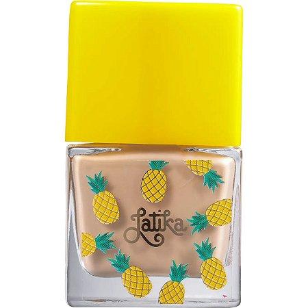 Latika Nail Esmalte 9ml Cor: Pina Juice