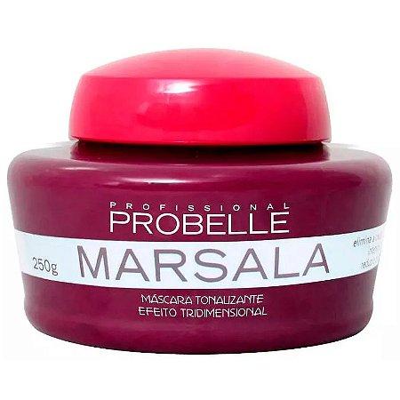 Probelle Marsala Máscara Tonalizante 250g