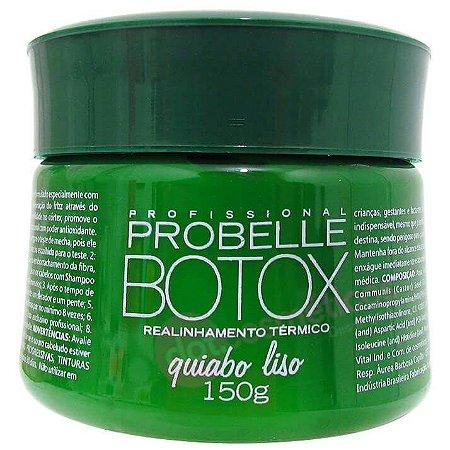 Probelle Botox Realinhamento Térmico Quiabo Liso 150g