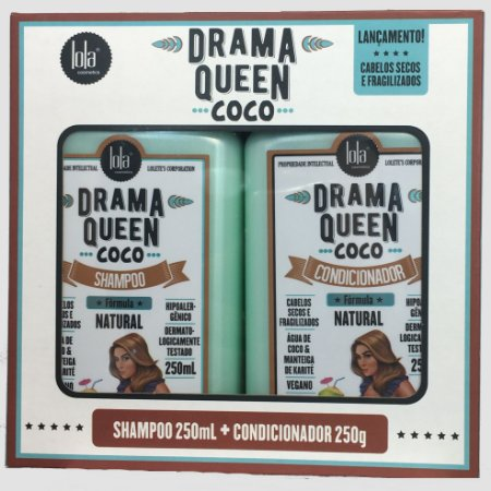 Lola Cosmetics Drama Queen Coco Kit 2x250ml/g