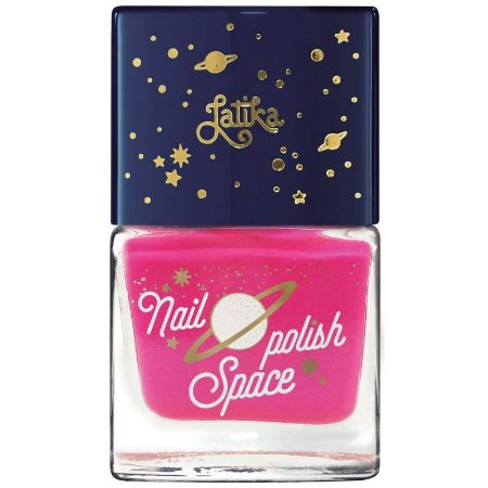 Latika Nail Esmalte 9ml Cor: Space Pink Galaxy