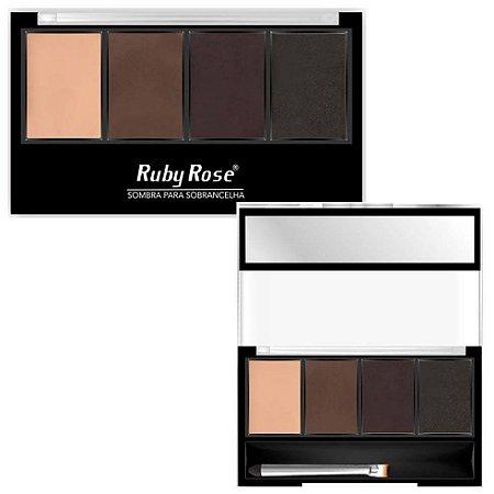 Ruby Rose Sombra Para Sobrancelha HB-9354 4,4g