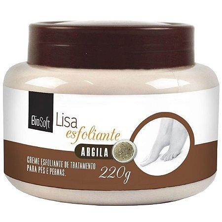 Softhair Lisa Esfoliante Argila 220g