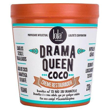 Lola Cosmetics Drama Queen Coco - Cabelos Secos - 230g