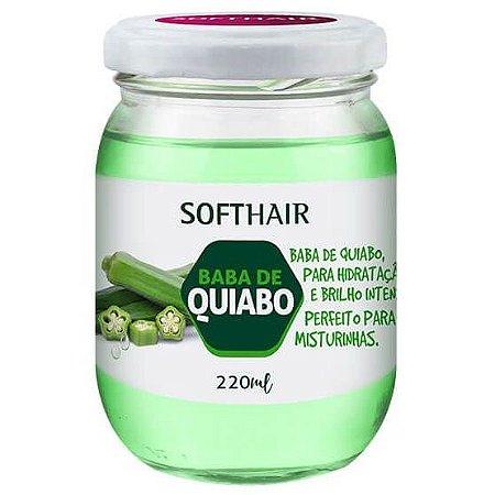 Softhair Baba de Quiabo 220ml
