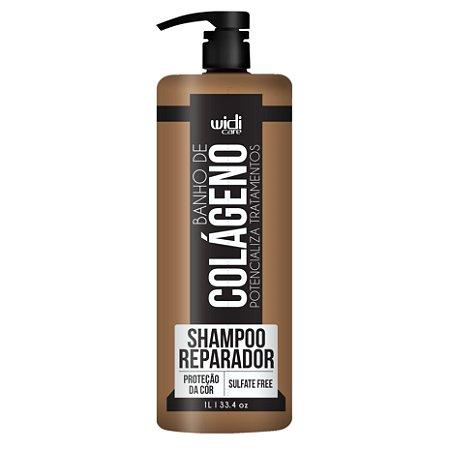 Widi Care Banho de Colágeno Shampoo Reparador 1L