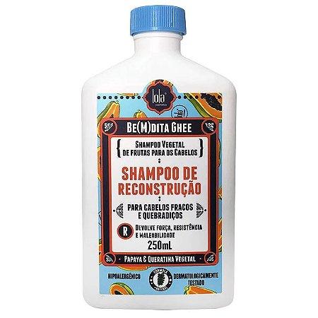 Lola Cosmetics Be(m)dita Ghee Shampoo de Reconstrução 250ml