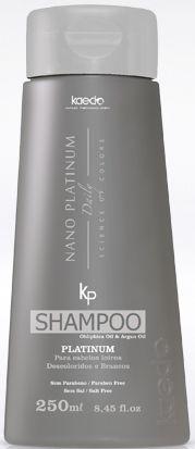Kaedo Nano Platinum Shampoo Matizador 250ml