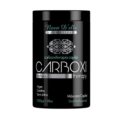Nova D'Elle Carboxy Therapy Redutor de Volume 1kg