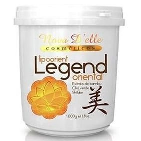 Nova D'Elle Legend Lipo Capilar Oriental 1kg