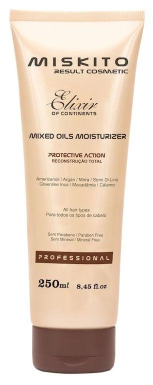 Miskito Mixed Oils Shampoo de Reconstrução e Hidratação 250ml
