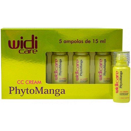 Widi Care CC Cream PhytoManga Ampola (5 Ampolas)