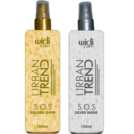 Widi Care Urban Trendy S.O.S Golden + Silver