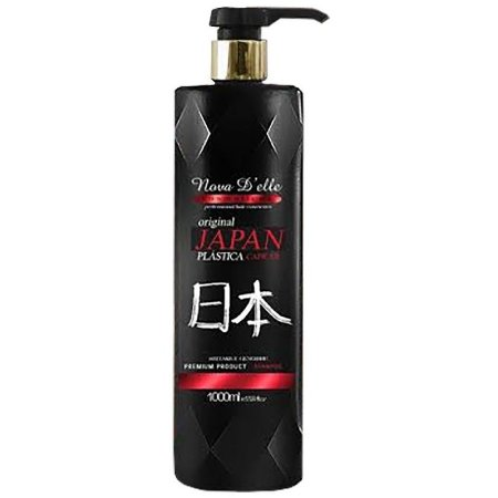 Nova D'Elle Plástica Capilar Japonesa Gloss (Passo 2) 1000ml