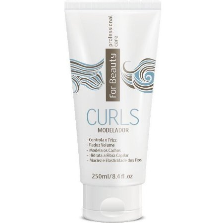 For Beauty Curls Modelador de Cachos 250ml
