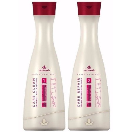 MadameLis Bio Redun Escova Progressiva 2x1000ml