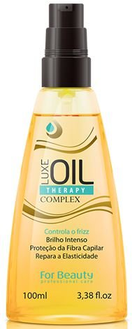 For Beauty Luxe Oil Controla o Frizz 100ml