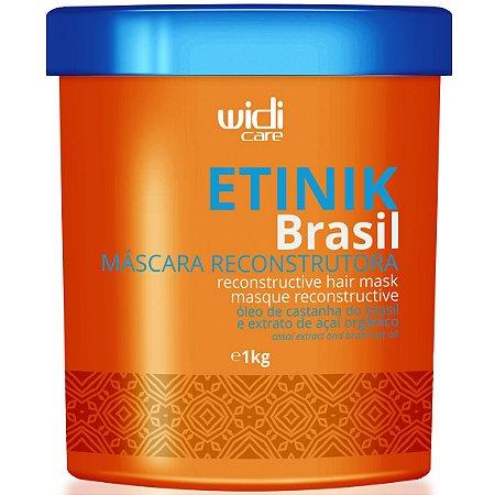 Widi Care Etnik Brasil Máscara Reconstrutura 1kg