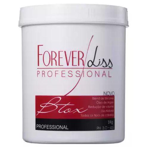 Forever Liss Argan Oil Redutor de Volume 1kg