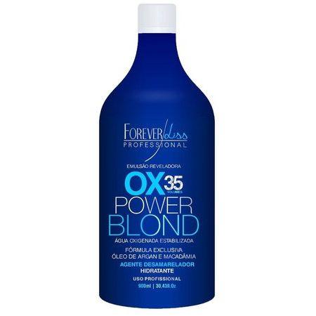 Forever Liss Power Blond Agua Oxigenada 35 Volumes 900ml