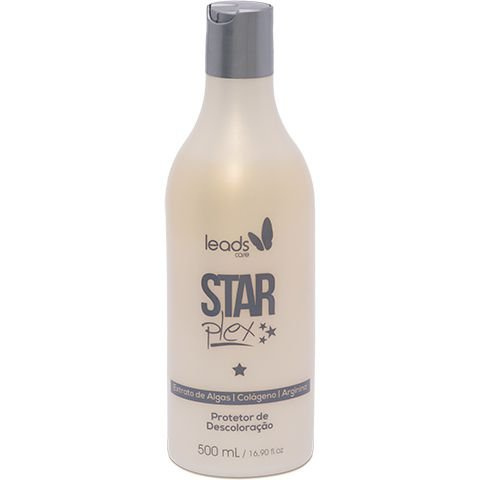 Leads Care Star Plex Protetor de Descoloração 500ml