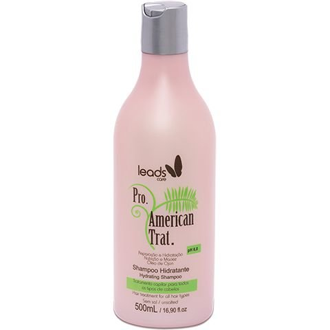 Leads Care American Trat. Shampoo 500ml