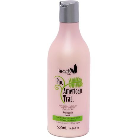 Leads Care American Trat. Máscara 500ml