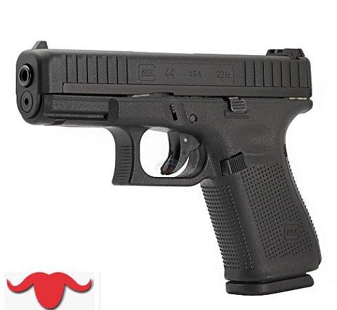 Pistola Glock G44 Gen.5 Cal. 22LR 10 Tiros