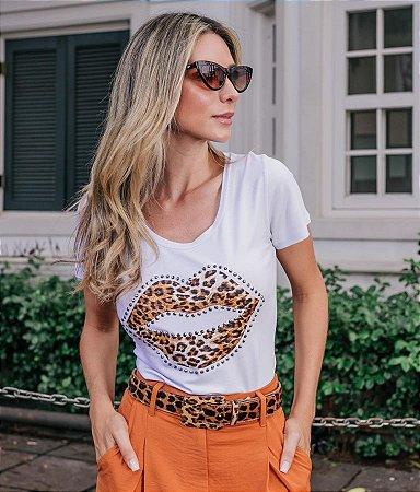 T-shirt Boca Onça