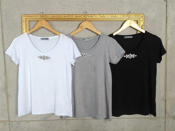 Camiseta T-Shirt Feminina Chatons