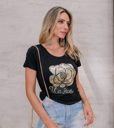 T-Shirt The Rose