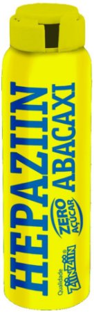 Hepaziin sabor abacaxi - 5 unidades