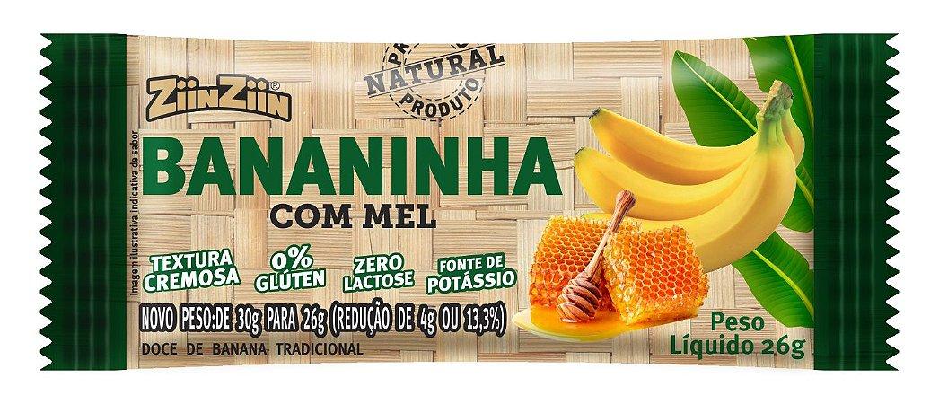 Bananinha com mel  - leve 12 pague 10 unidades.