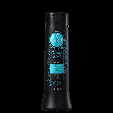Shampoo Cachos Sim 300ml