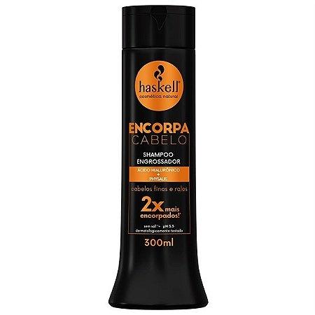 Shampoo Encorpa Cabelo 300Ml Haskell