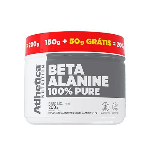 BETA ALANINE 100% PURE - ATLHETICA NUTRITION