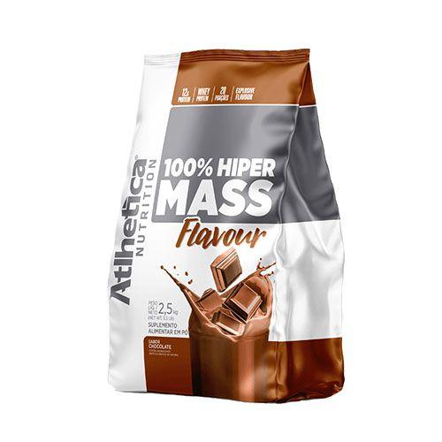 100% HIPER MASS FLAVOUR - 2,5KG - ATLHETICA NUTRITION