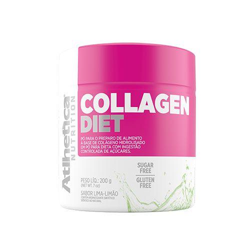 COLLAGEN DIET - 200G - ATLHETICA NUTRITION