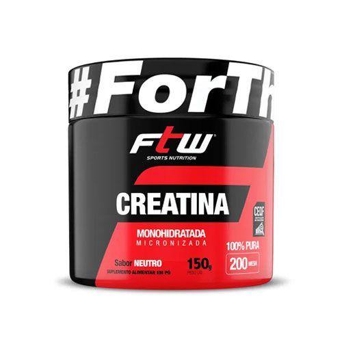 CREATINA - FTW SPORTS NUTRITION