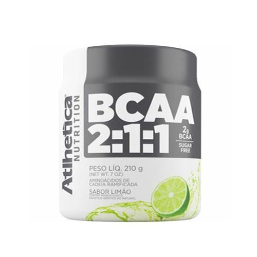 BCAA 2:1:1 PRO SERIES - 210G - ATLHETICA NUTRITION