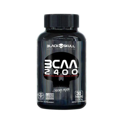 BCAA 2400 - BLACK SKULL