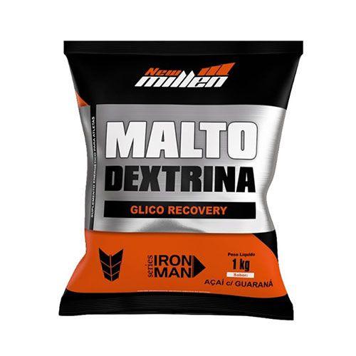 MALTO DEXTRINA - 1KG - NEW MILLEN