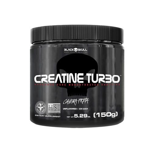 CREATINE TURBO - BLACK SKULL