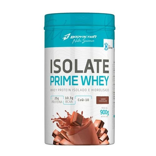 ISOLATE PRIME WHEY - 900G - BODY ACTION
