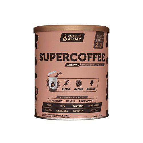 SUPERCOFFEE 2.0 - 220G - CAFFEINE ARMY