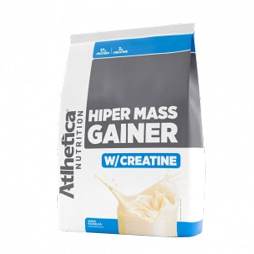 HIPER MASS GAINER - 3KG - ATLHETICA NUTRITION